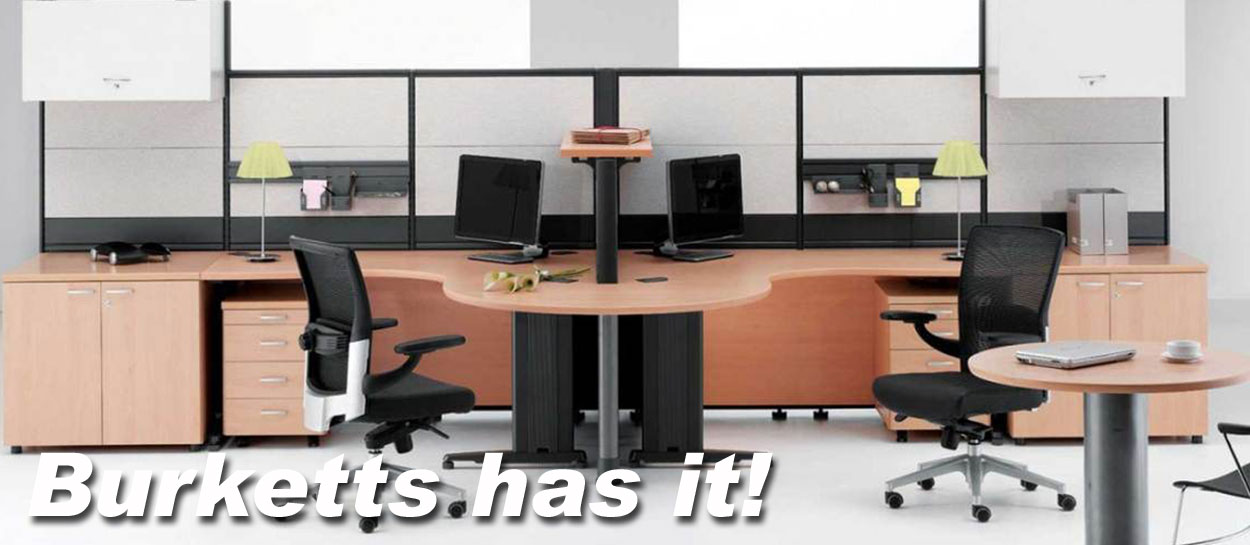 ... Office Supply Outlet #37   Burketts Office Furniture .